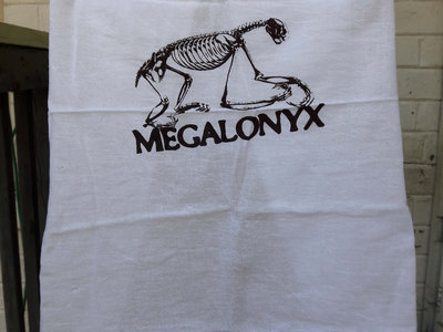 Megalonyx Sack Towel main photo