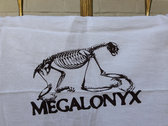 Megalonyx Sack Towel photo