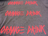Orange Drink Triple Logo photo