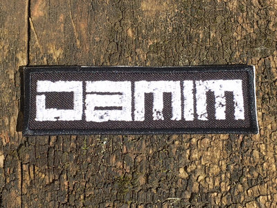 Embroidered Iron-on Patch main photo
