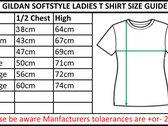 Ilargia T-shirt estua/ladies photo