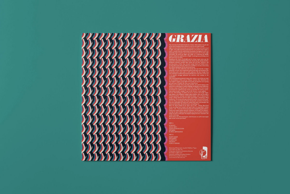 grazia fortuna records