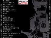 Cress - Propaganda And Lies CD (CC005) photo