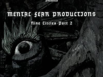 "HFR012 Nine Circles Part 2 (Mental Fear Productions) 12""VINYL main photo"