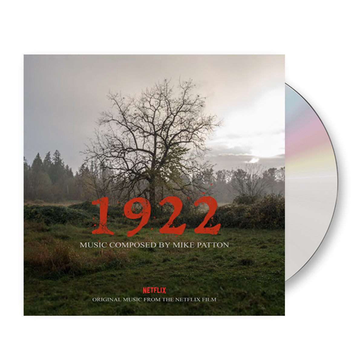 Afbeeldingsresultaat voor OST-1922 (Composed by Mike Patton), CD & LP