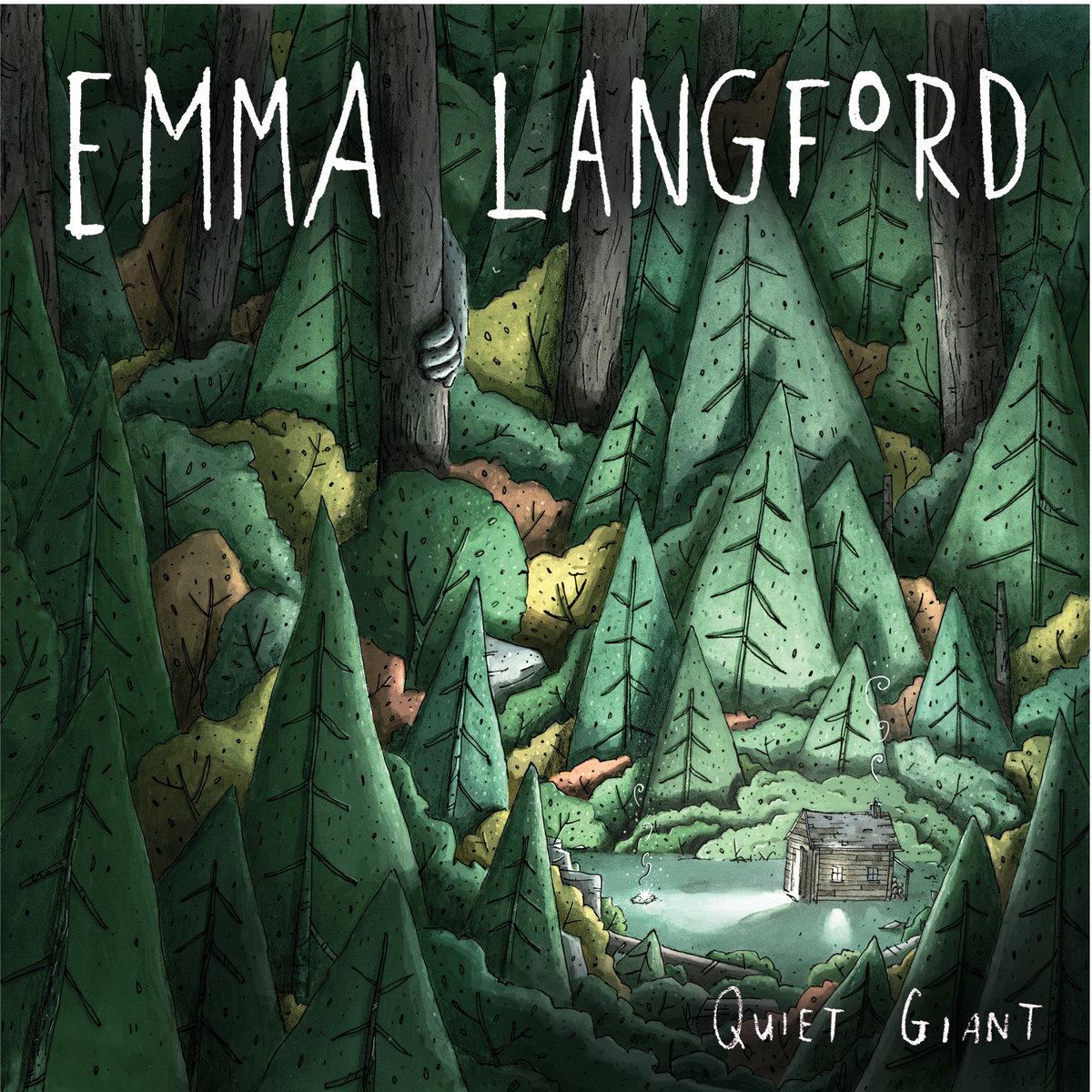 Quiet Giant   Emma Langford