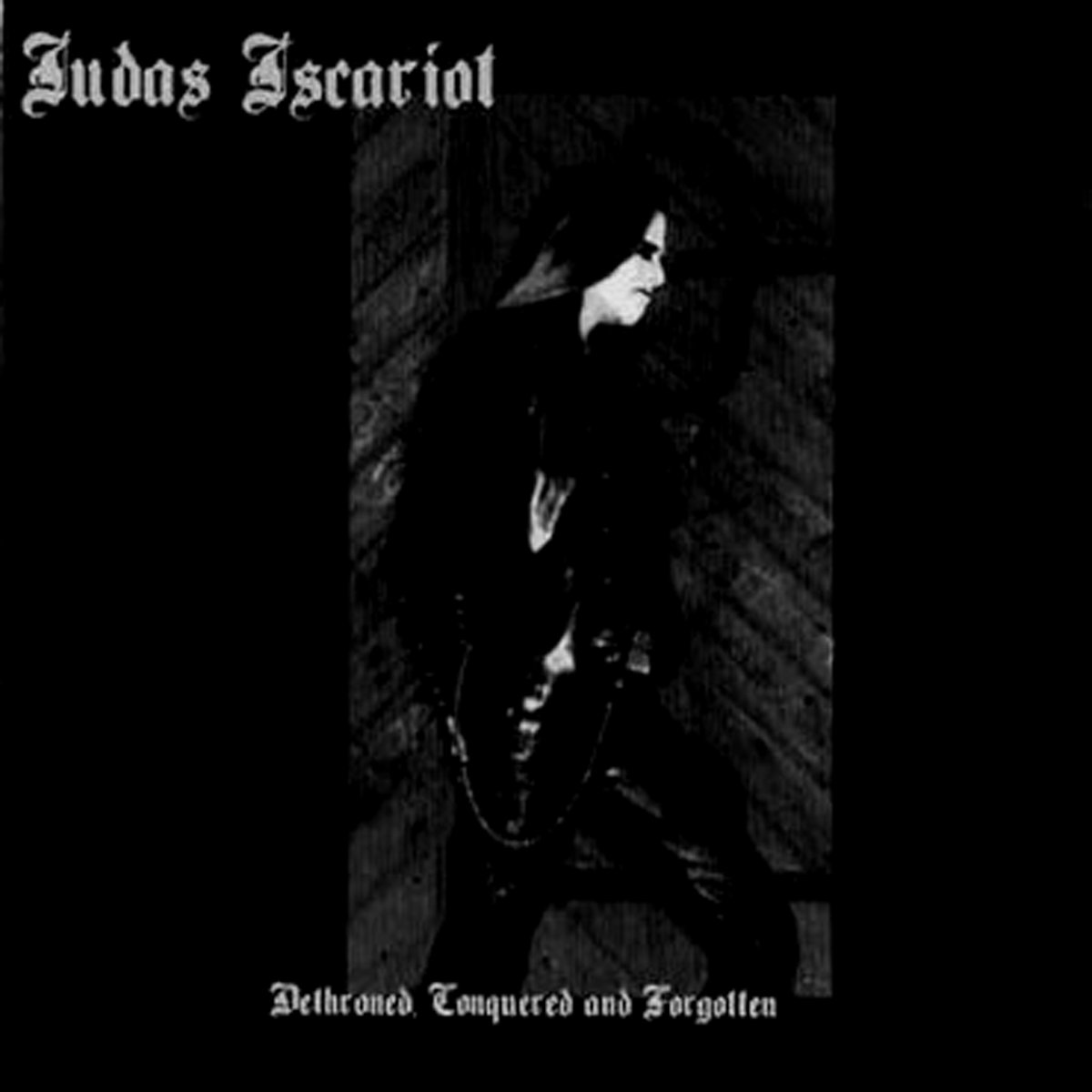 Compact Disc Version Of This Classic Judas Iscariot EP Recorded In 2000 Distributed By Ascension Monuments Media Released Red Stream Records USA