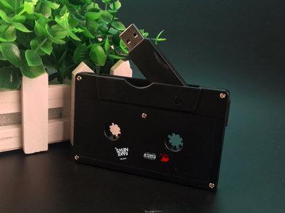 Super Limited Audio/Video Black USB Cassette + Digital Album main photo