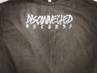 DISCONNECTED RECORDS Logo T-Shirt main photo