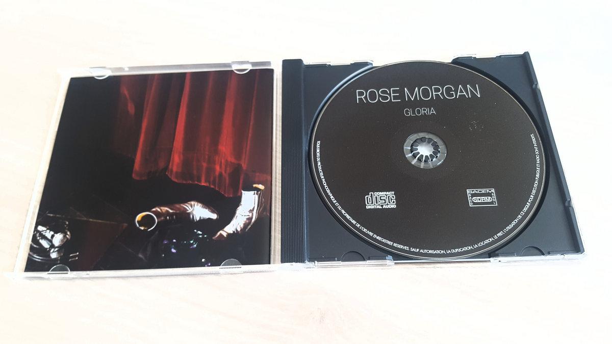 Gloria Rose Morgan