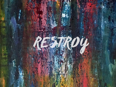 Reserved Seat for Restroy's Self-titled CD Release Party + CD/Cassette  @ The Bridge PAI, Charlottesville VA, May 16, 8 PM main photo