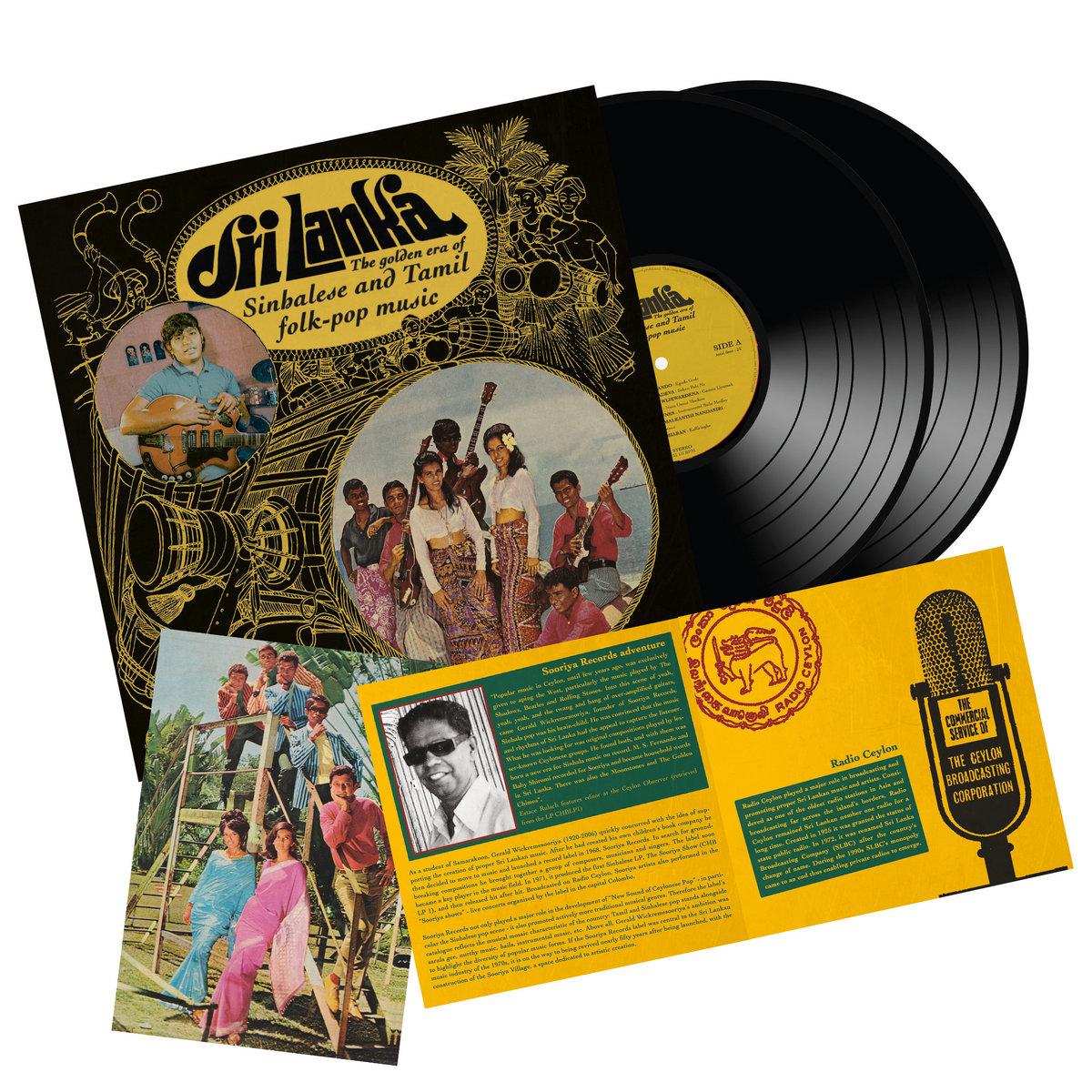 Sri Lanka The Golden Era Of Sinhalese Tamil Folk Pop Music