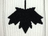 BAS-Canada blanc - logo noir photo
