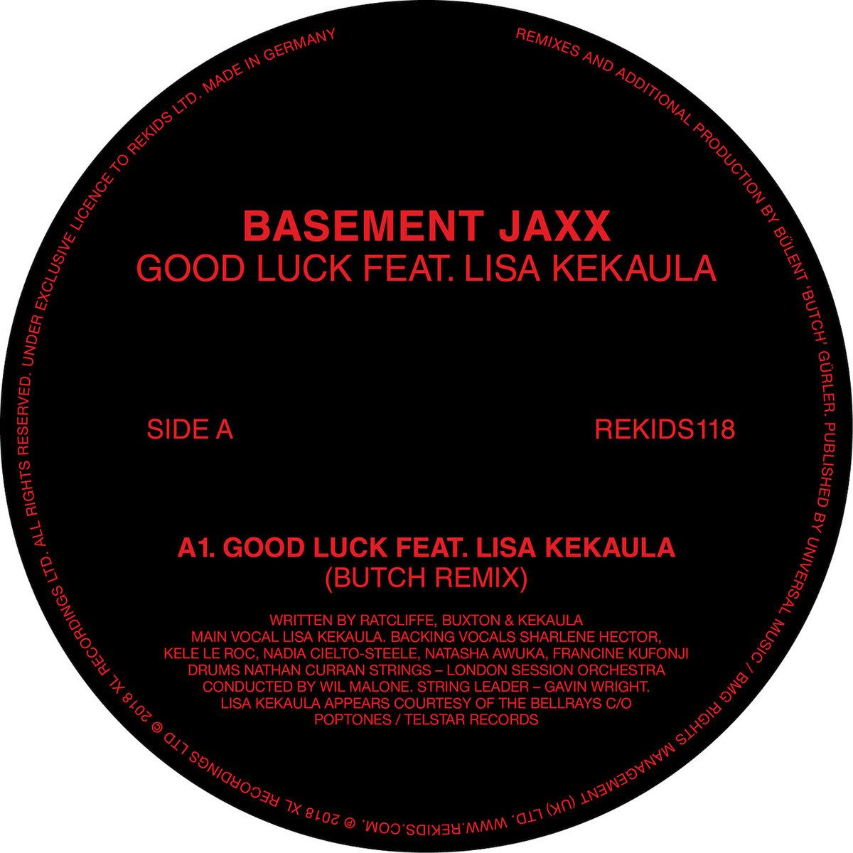 Good Luck (Butch Remix)   Rekids