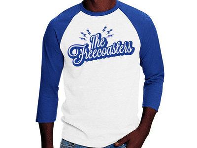 Freecoasters Blue Baseball Tee main photo