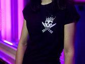 LAZERPUNK - DEATH & GLORY gang shirt (female) photo