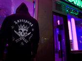 LAZERPUNK - DEATH & GLORY gang hoodie (male/female) photo