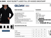 LAZERPUNK - DEATH & GLORY gang hoodie photo