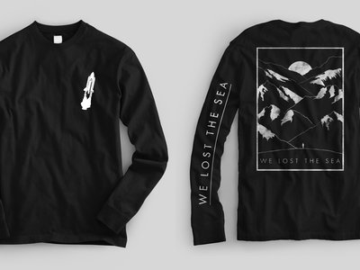 Departure Songs - Mountains Long sleeve Reprint main photo