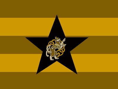 Browncats Independence Flag Sticker main photo