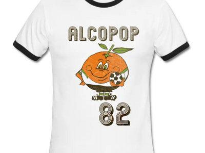 Spirit of '82 Alcopop! Naranjito ringer shirt main photo