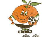 Spirit of '82 Alcopop! Naranjito ringer shirt photo