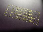 """Mauoq 'Refabricate' EP 12"""" Vinyl photo"""