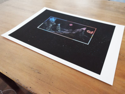 Small Worlds - Limited Edition Print main photo