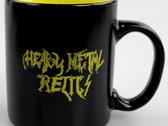 Coffee Mug - Heavy Metal Logo photo