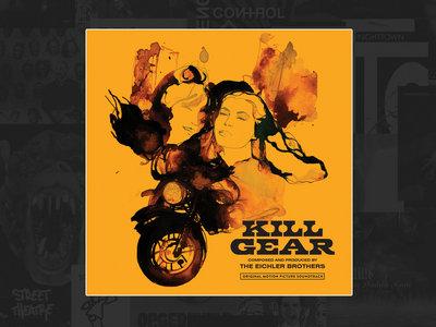 "THE EICHLER BROTHERS - Kill Gear [original soundtrack 12""] main photo"