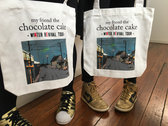 Winter Revival Tote Bags photo