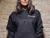 SMILE&STAYHIGH Hoodie - Black (Man / Woman) photo