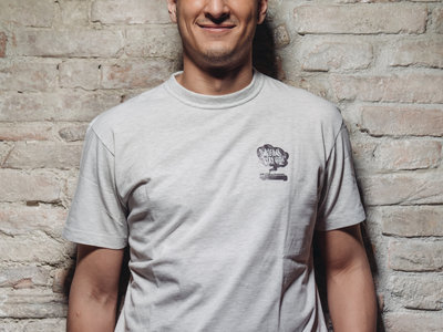 SMILE&STAYHIGH T-Shirt - Grey (Man / Woman) main photo