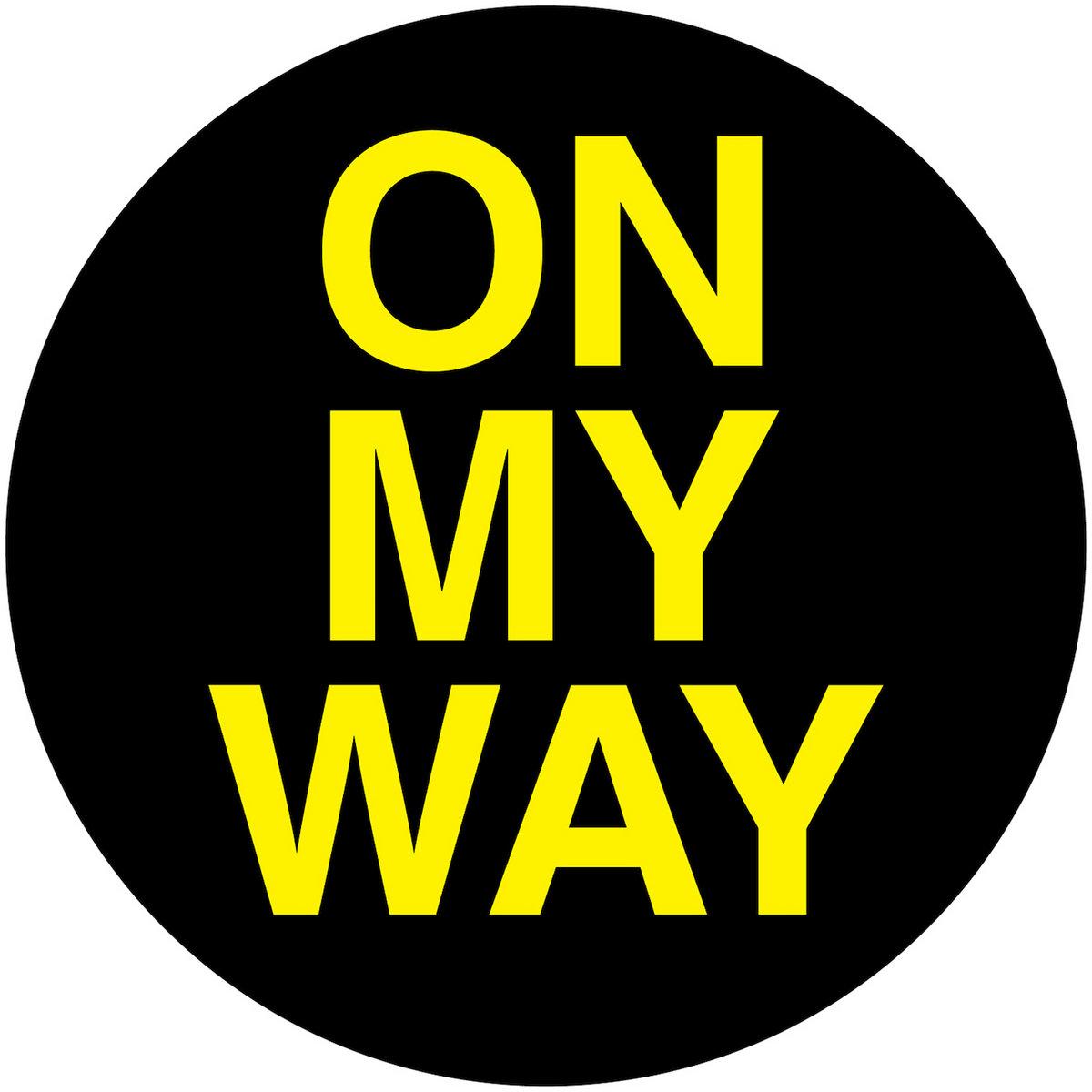 On My Way (Acapella DJ Tool)   Rekids