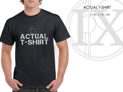 IX Actual T-Shirt main photo