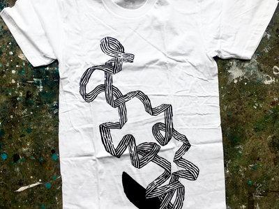 Half-Game t-shirt main photo