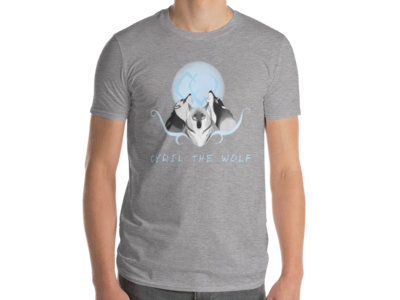 BRONYCON ONLY Three Cyril the Wolf Moon T-Shirt/TankTop Pre-Order main photo