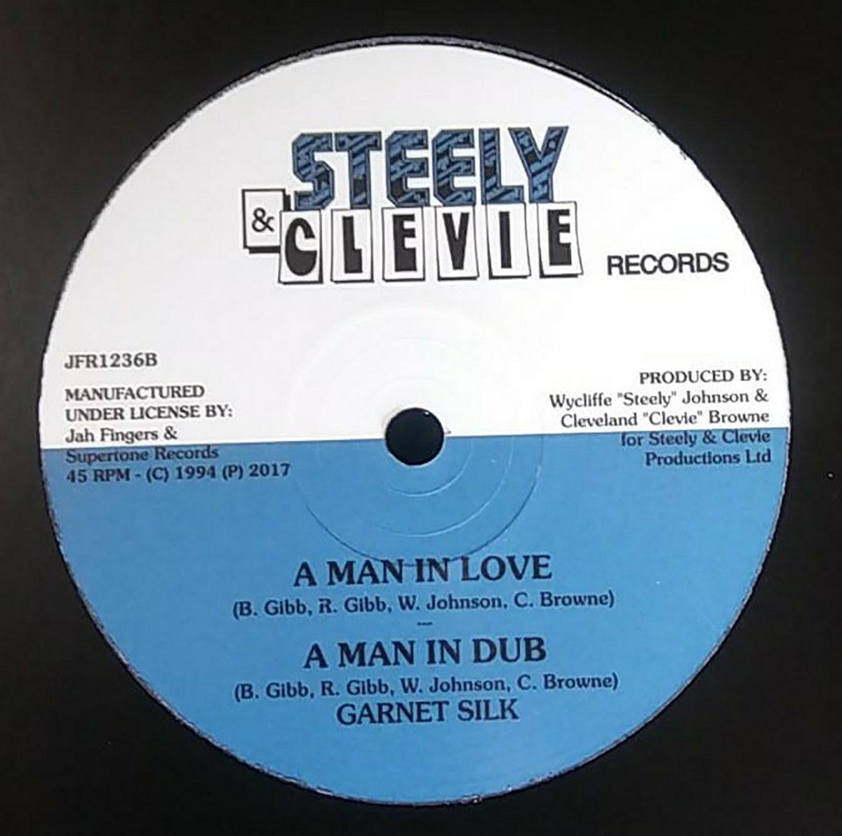 Garnett Silk & Steely & Clevie - Love Is the Answer + A Man