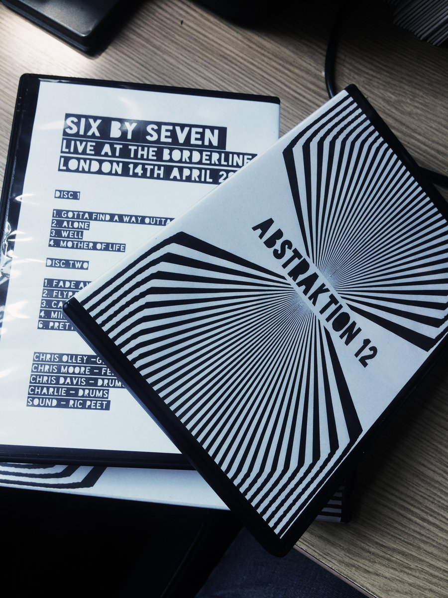 LIVE AT THE BORDERLINE BOOTLEG LONDON 14 04 18 | six by seven