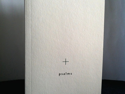 Psalms in the Vulgar Tongue main photo