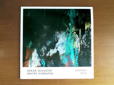 """Záhada / Void"" Vinyl Record + CD main photo"