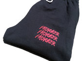 Provoker Logo Sweatpants photo