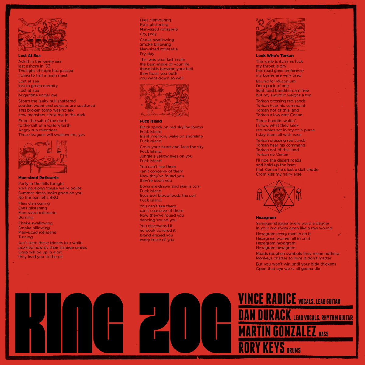 Season in hell king zog gatefold jacket gloss laminated for your handling pleasure includes double sided lyric sheet with some other goodies if youre lucky stopboris Choice Image