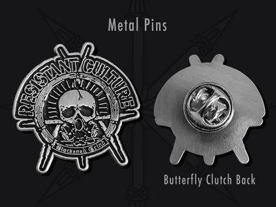 Metal Pin main photo