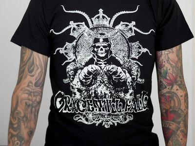 """Death Skulls"" T-shirt main photo"