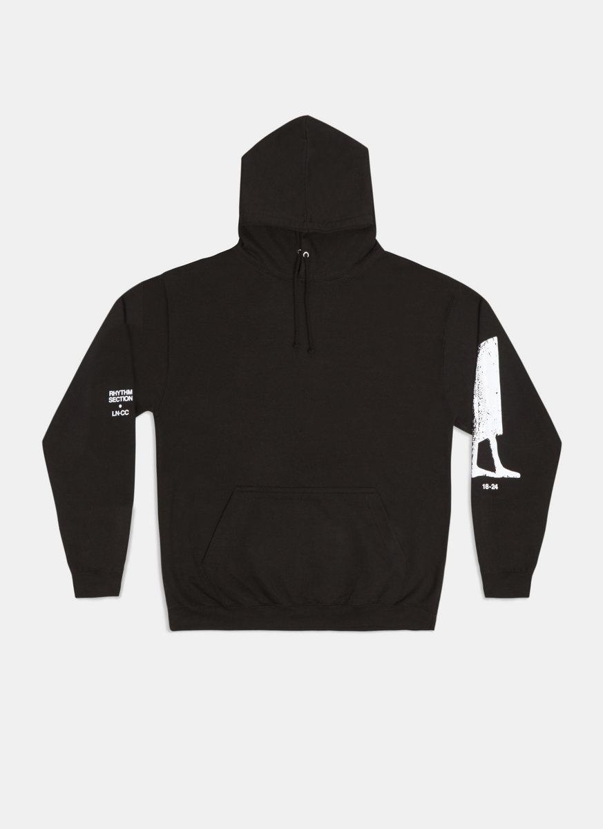 Rhythm Section X LN-CC Hooded Sweatshirt photo ... 767f8d60e9890