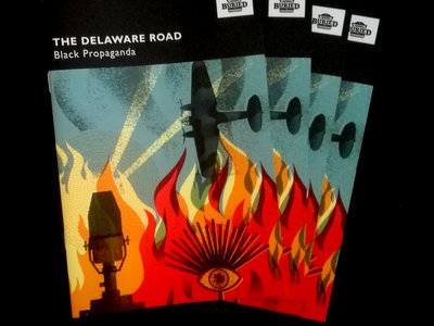 THE DELAWARE ROAD : #1 BLACK PROPAGANDA main photo