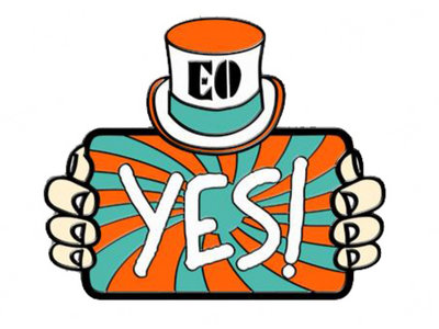 EO Limited Edition YES Pin main photo