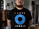 I LOVE JUNGLE t-shirt photo