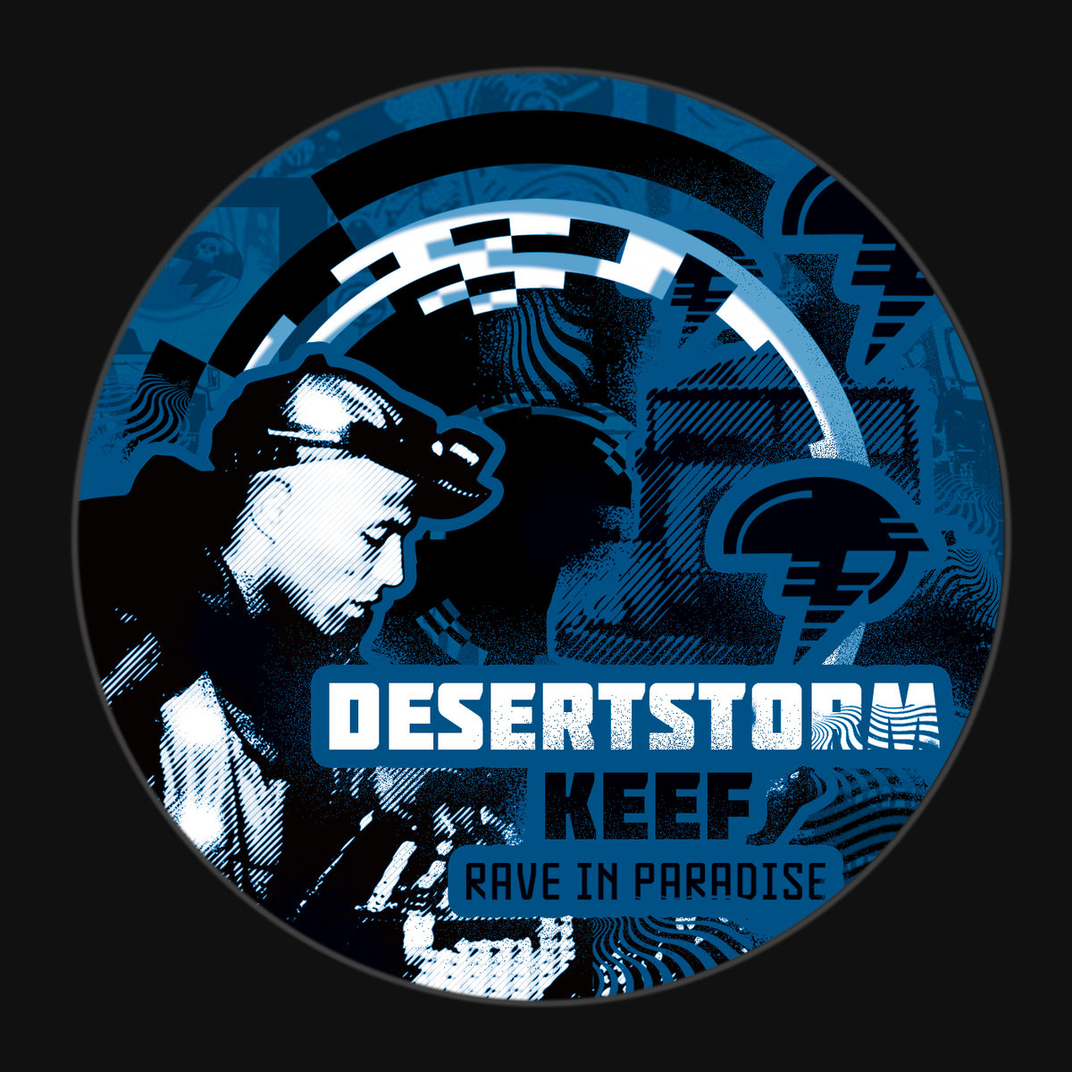 12 Vinyl Desert Storm Keef Napoli Ep